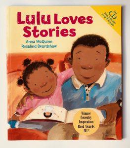 Lulu Loves Stories