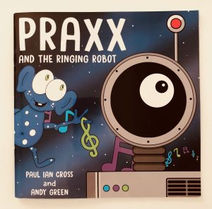Praxx & The Ringing Robot