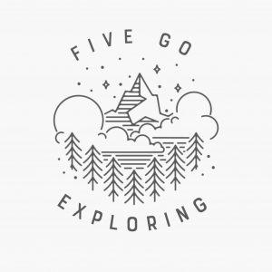Five Go Exploring
