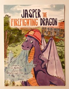 Jasper The Firefighting Dragon