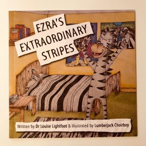 Ezra's Extraordinary Stripes