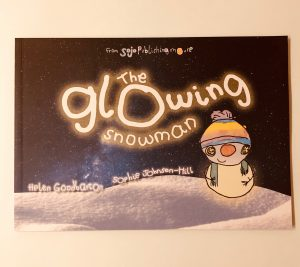 The Glowing Snowman