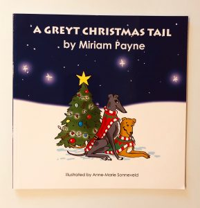 A Greyt Christmas Tail