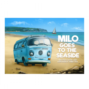 Milo Goes To The Seaside