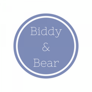 Biddy & Bear Logo